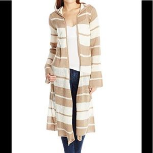 Derek heart duster cardigan